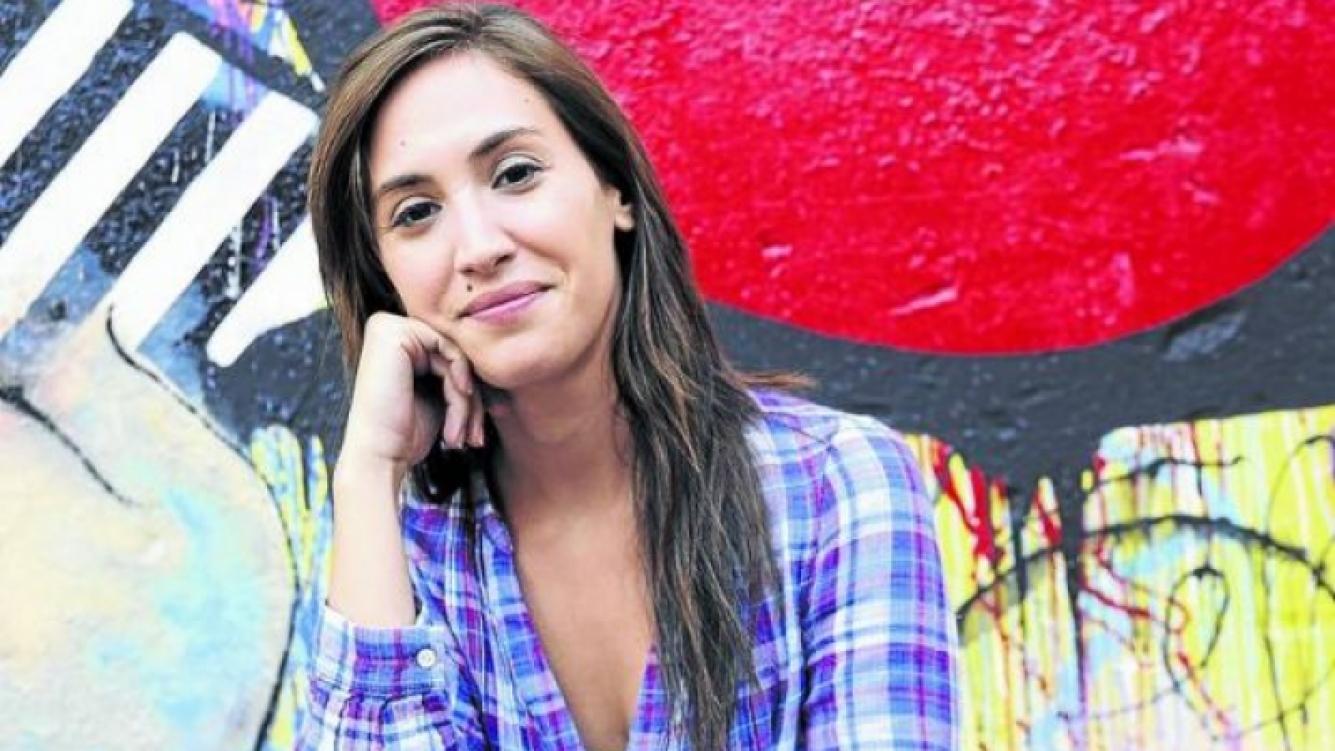 """Malena Solda, embarazada: """"Estoy muy contenta"""". (Foto: Clarín)"""