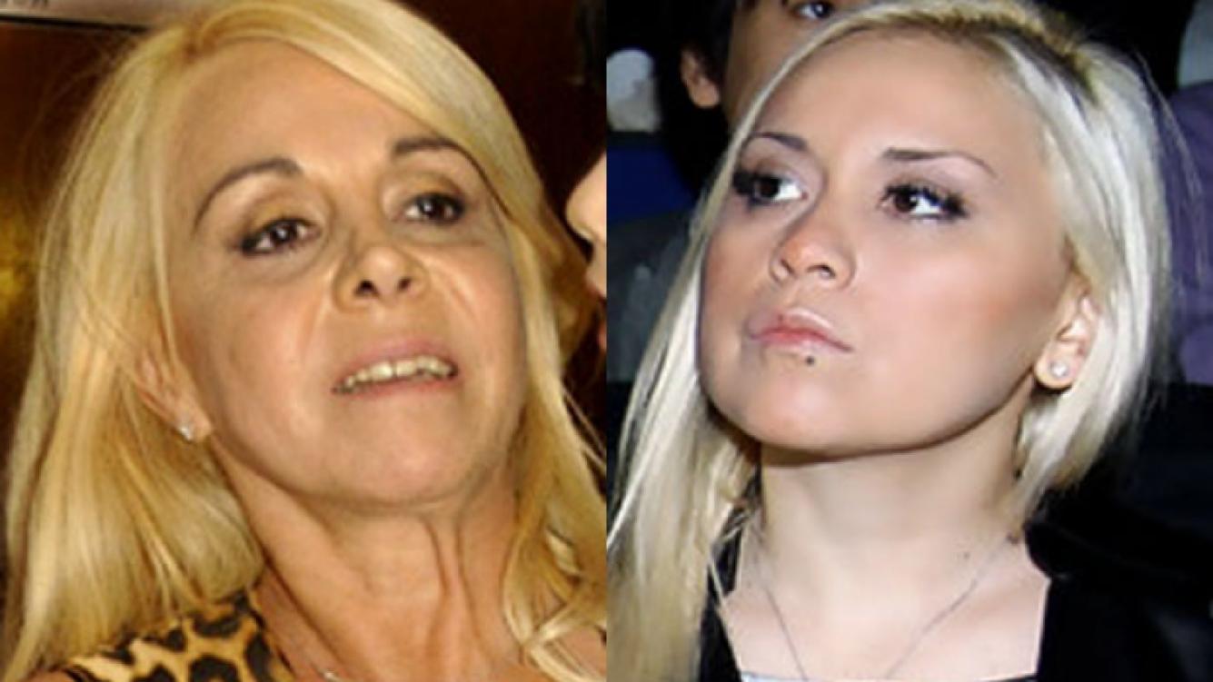 Claudia Villafañe y Verónica Ojeda se verán en Tribunales (Fotos: Jennifer Rubio y Web).