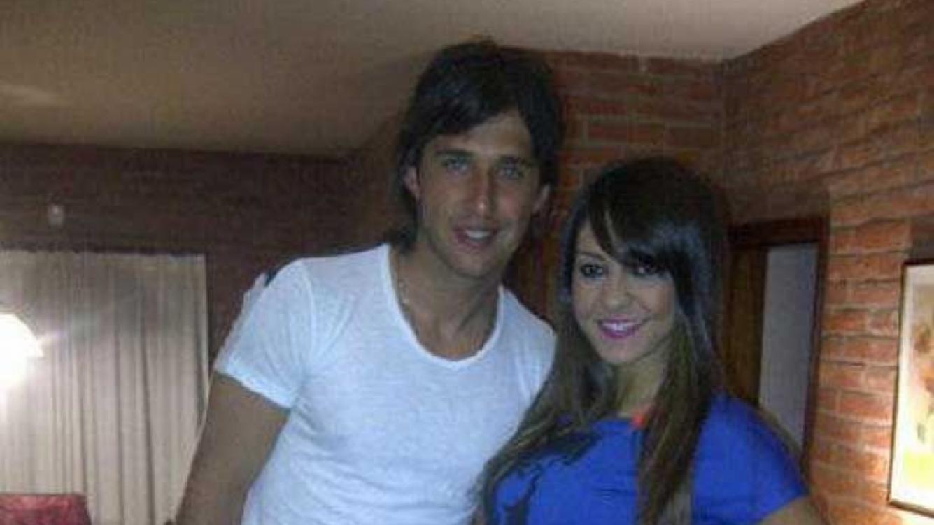Patricio Toranzo y Tamara Alves. (Foto: álbum personal Toranzo-Alves).