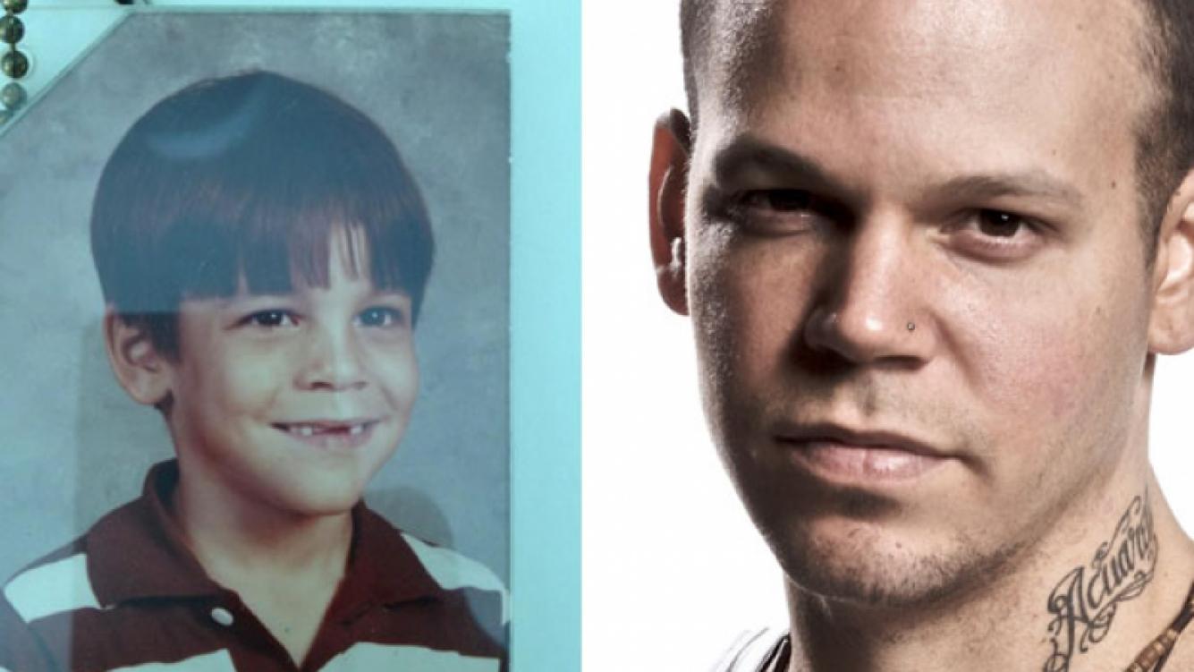 La foto más tierna de René de Calle 13. (Foto: Twitter.com/Calle13Oficial)