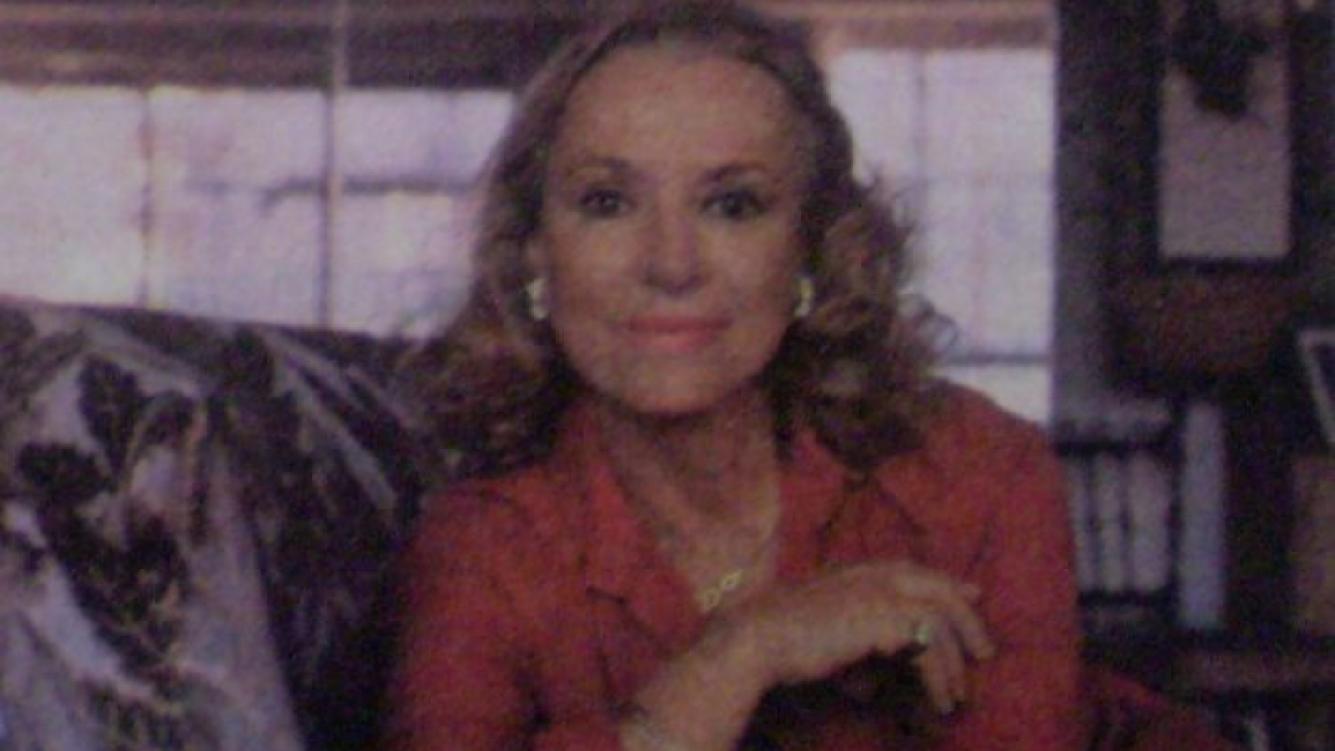 Olga Zubarry falleció a los 82 años. (Foto: Web)