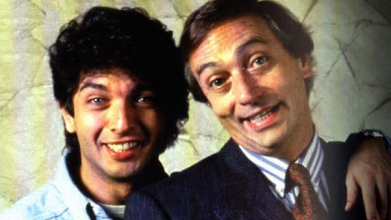 Darín y Luis Brandoni protagonizaron la exitosa comedia de Telefe (Foto: Web).