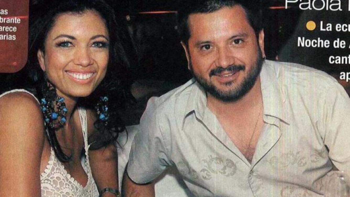 Paola Miranda y Jorge Rojas en Villa Carlos Paz. (Foto: Oye Chico Restaurant)