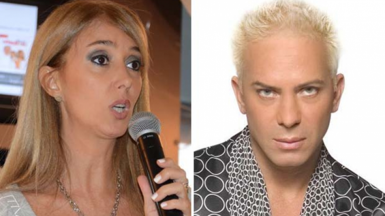 Marisa Brel, dura contra Flavio Mendoza. (Foto: Web)