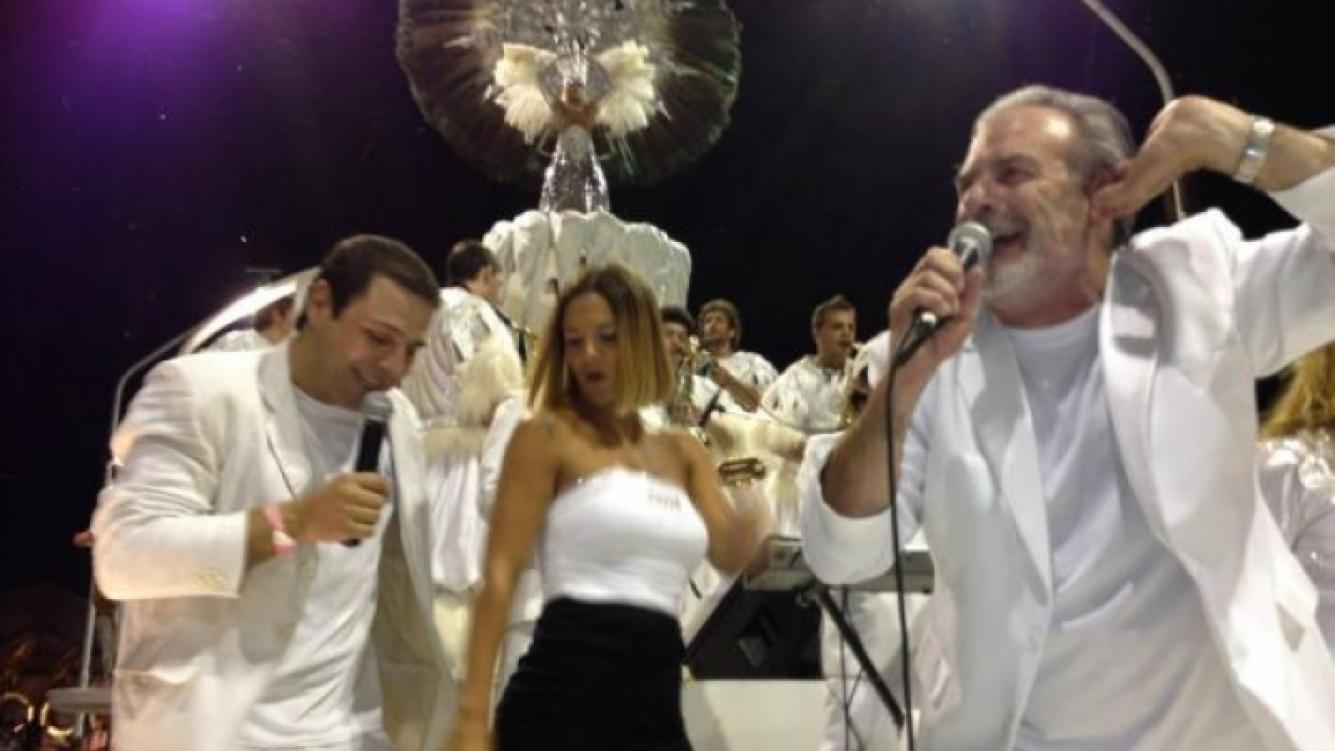 Amalia Granata en el Carnaval. (Foto: Facebook Amalia Granata Oficial)