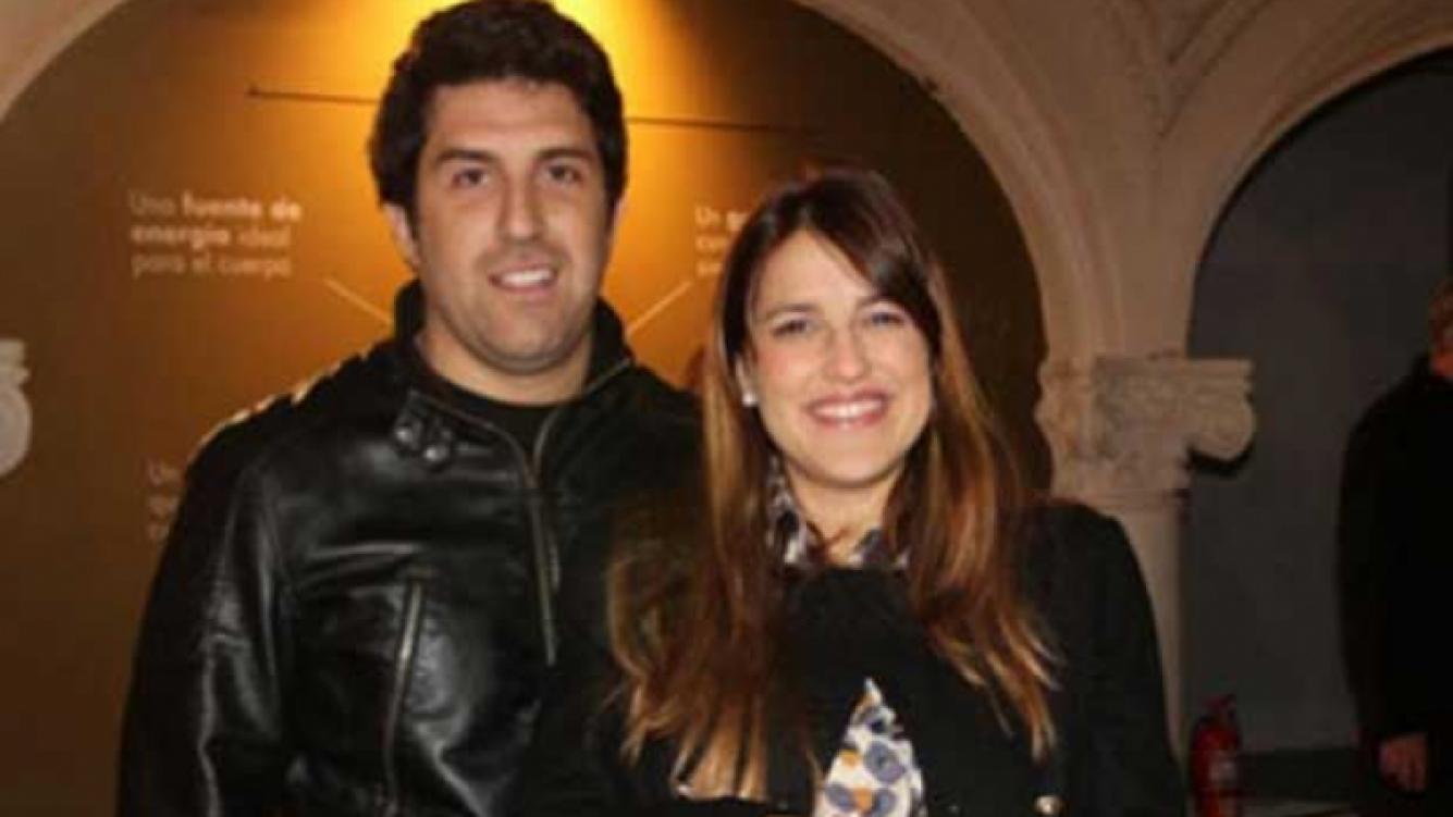 Maju Lozano y Julián Varde. (Foto: Web)