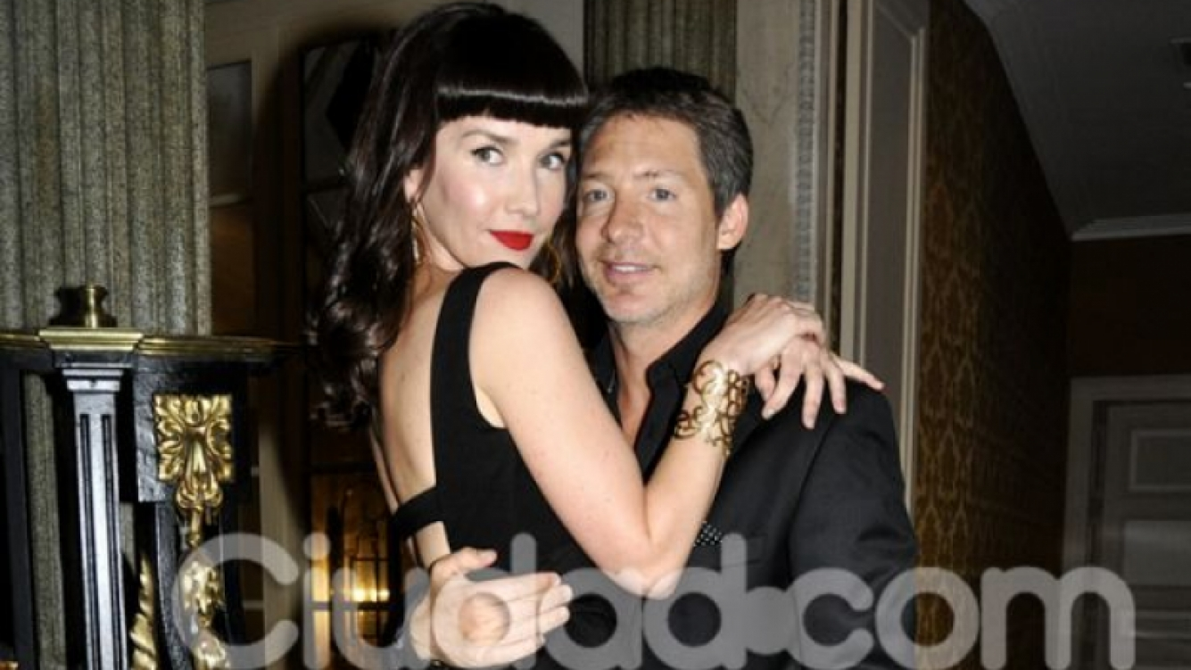 Natalia Oreiro y Adrián Suar, la dupla explosiva de Solamente vos. (Foto: Jennifer Rubio - Ciudad.com)