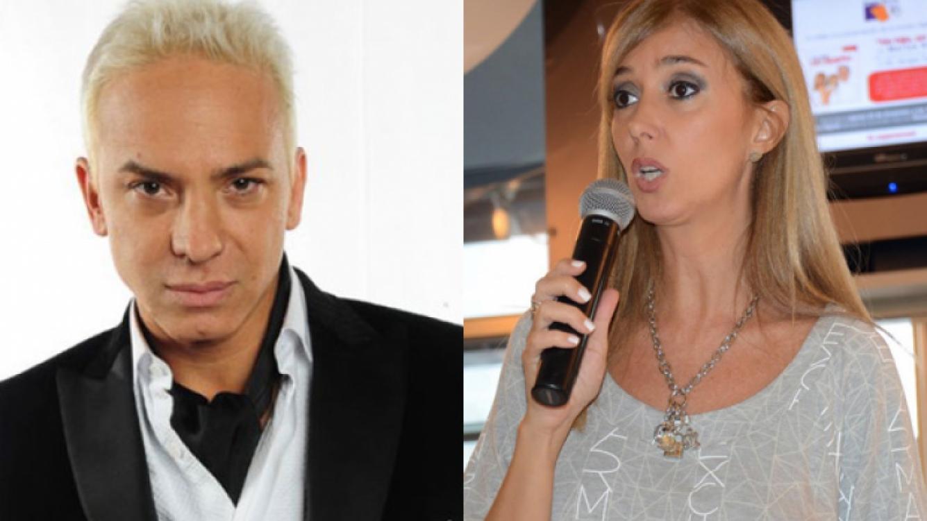Flavio Mendoza y Marisa Brel: una polémica delicada. (Fotos: archivo Web)