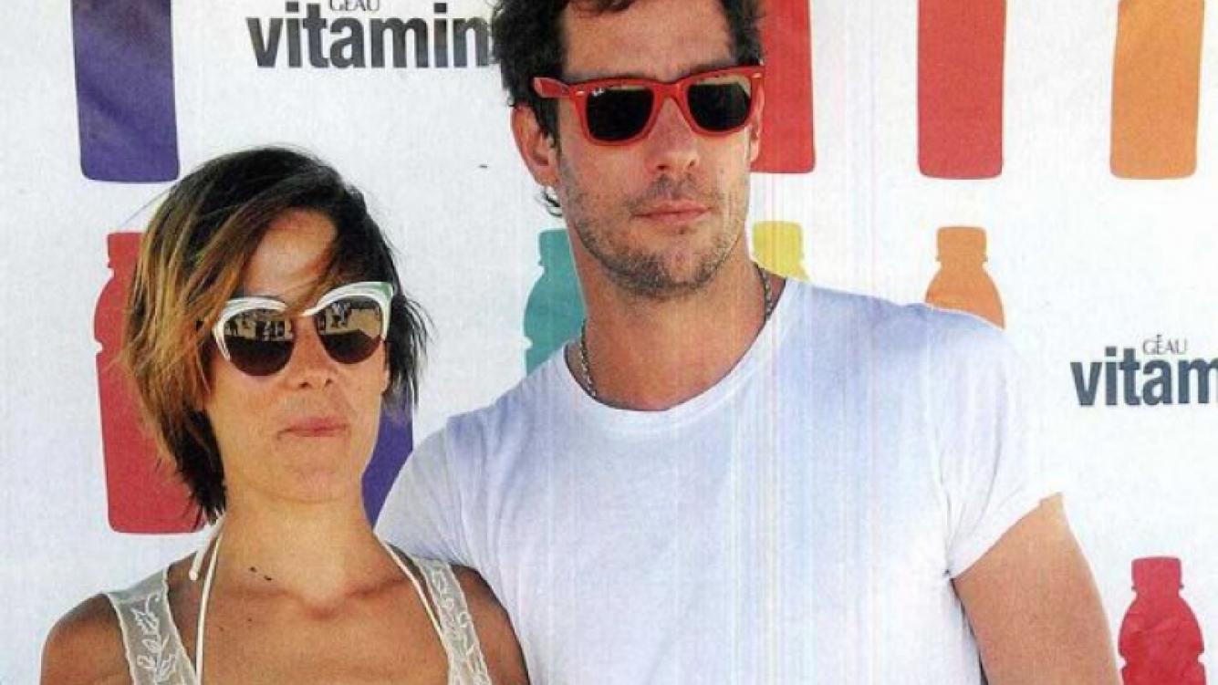 Juana Viale y Gonzalo Valenzuela, en Uruguay. (Foto: revista Caras)