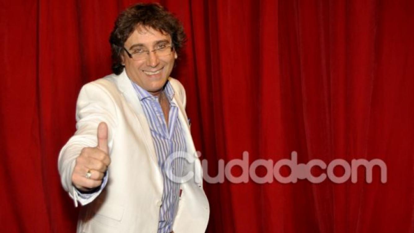 Oscar Mediavilla, en la presentación de las finales de Soñando por cantar. (Foto: Jennifer Rubio - Ciudad.com)