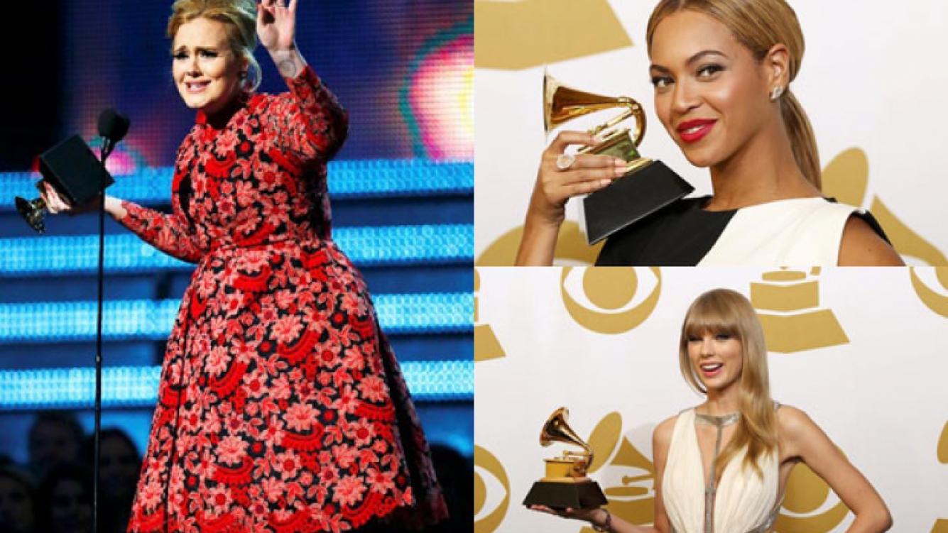 Premios Grammy 2013: la lista de todos los ganadores