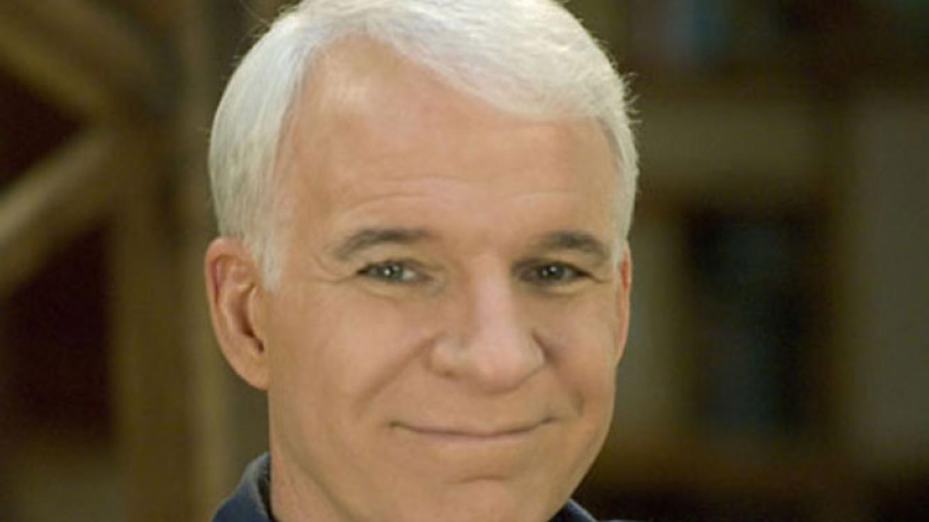 Steve Martin, papá por primera vez a los 67 años (Foto: Web).