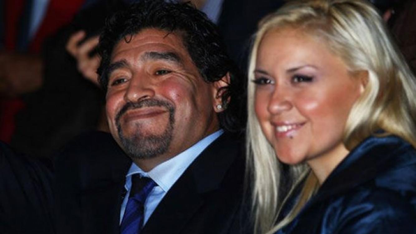 Diego Armando Maradona aseguró que reconocerá a su hijo (Foto: Web).