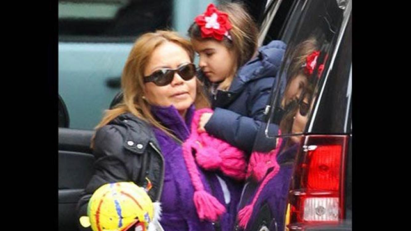 Increíble: la hija de Tom Cruise tiene una doble. (Foto: TMZ.com)