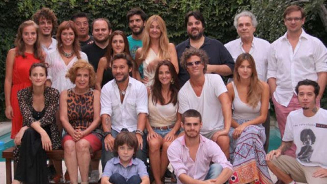 Gastón ya arrancó con las grabaciones de Vecinos en guerra (Foto: Web).