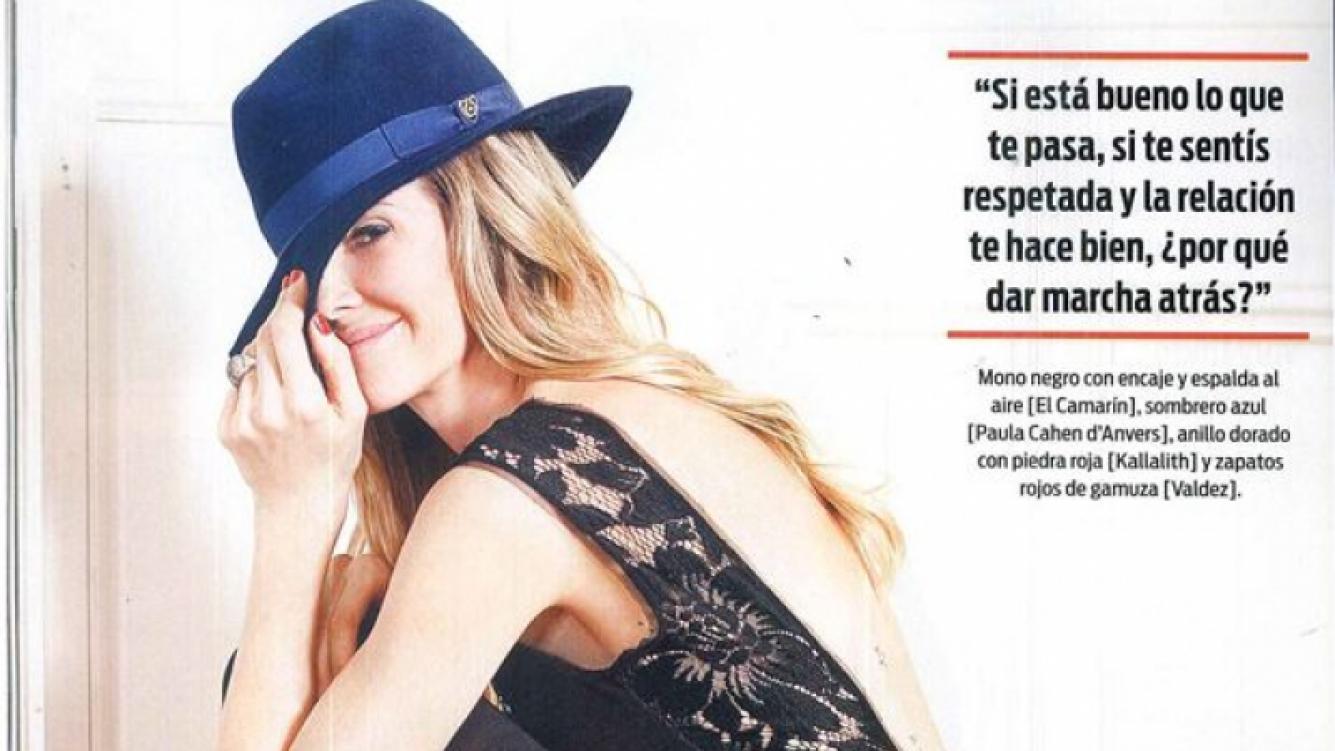 Las confesiones de Guillermina Valdés (Foto: revista ¡Hola!)