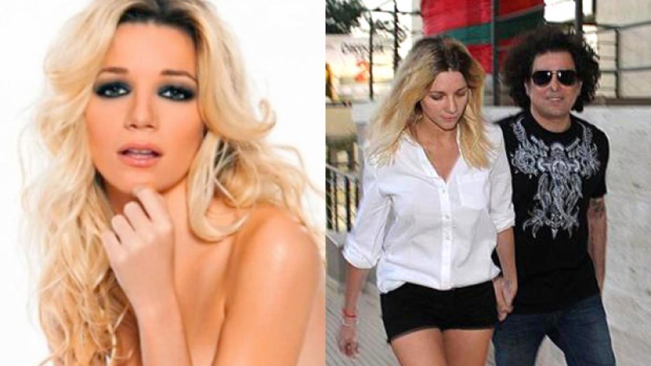 Micaela Breque se separó de Andrés Calamaro. (Fotos: Web)