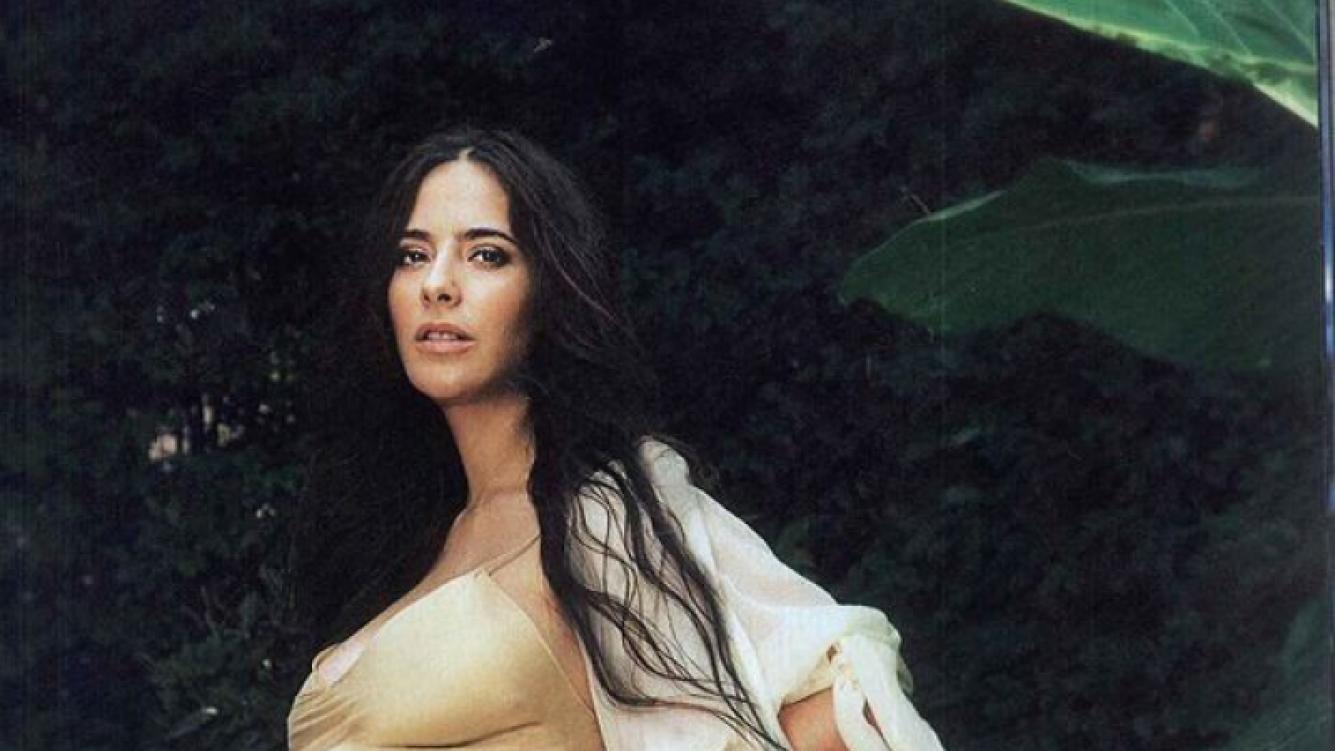 El frágil embarazo de Victoria Vannucci (Foto: revista Caras).