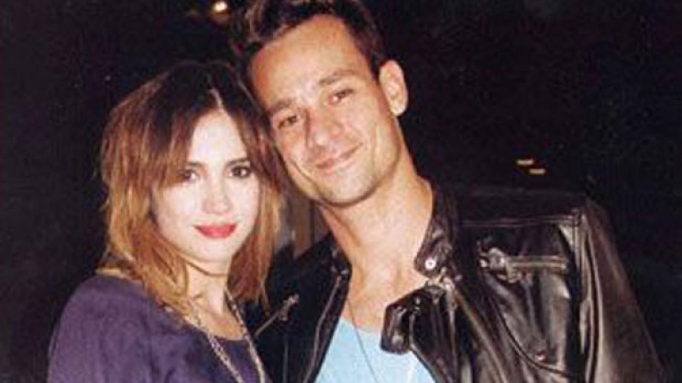 Celeste Cid y Chano, la pareja del momento (Foto: Archivo Revista ¡Hola!).