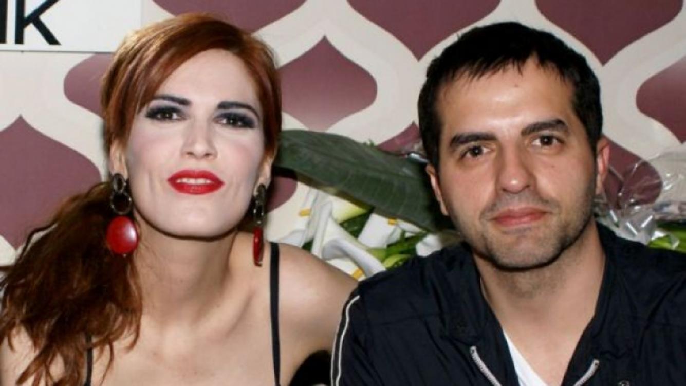 Viviana Canosa y Angel de Brito, lejos de Canal 9. (Foto: Web)