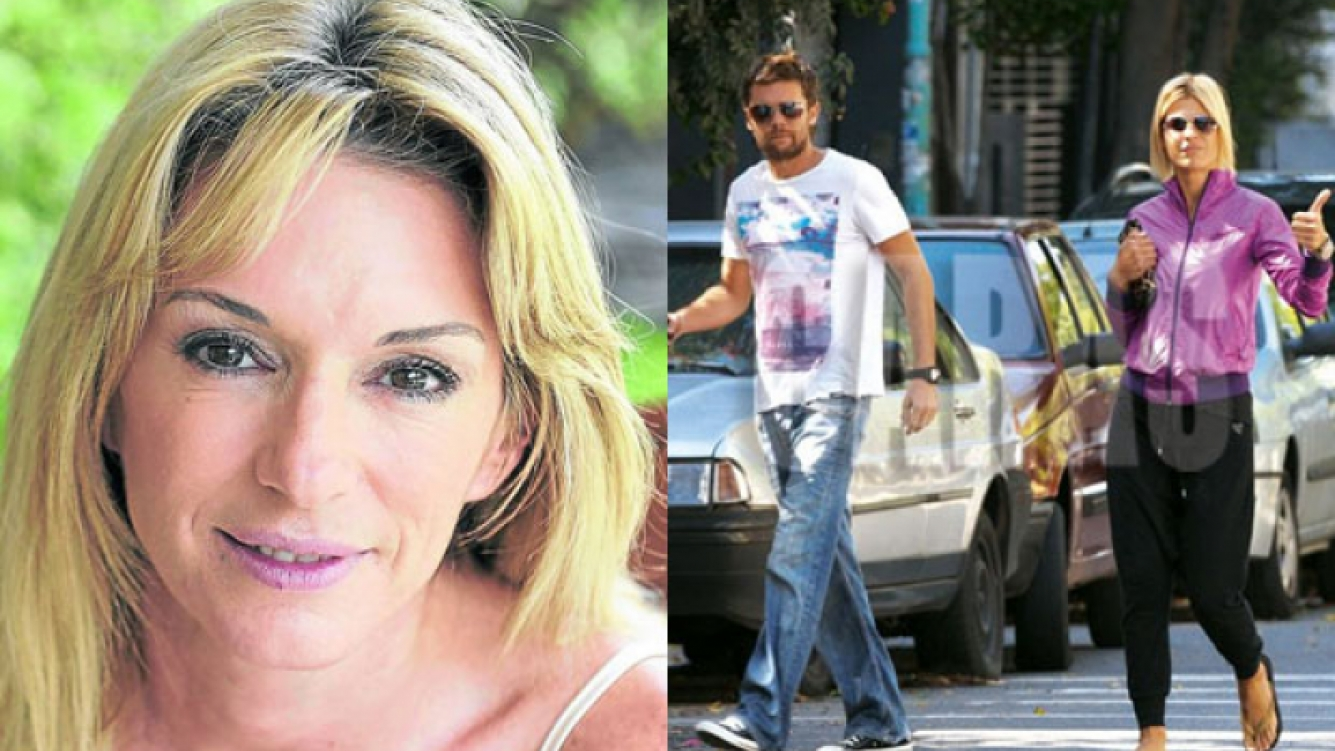 Yanina Latorre, sin filtro contra el ¿novio? de Eugenia Tobal (Fotos: Web y Caras).