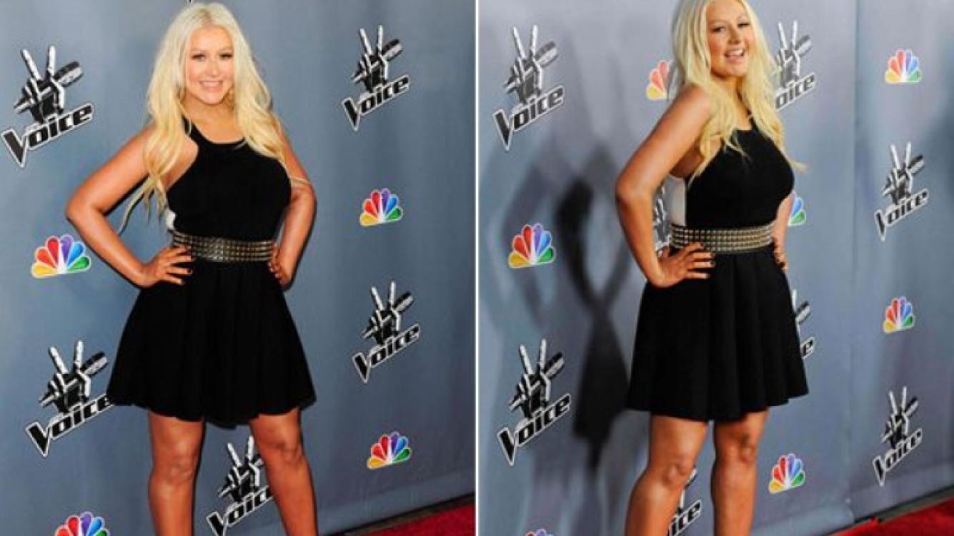 Christina Aguilera (Foto: archivo Web)