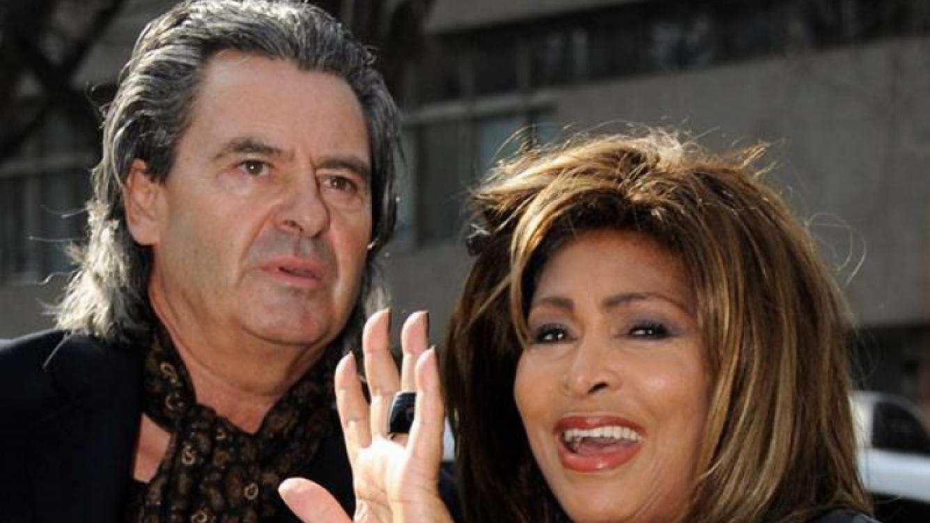 Tina Turner se comprometió al los 73 años (Foto: Web).