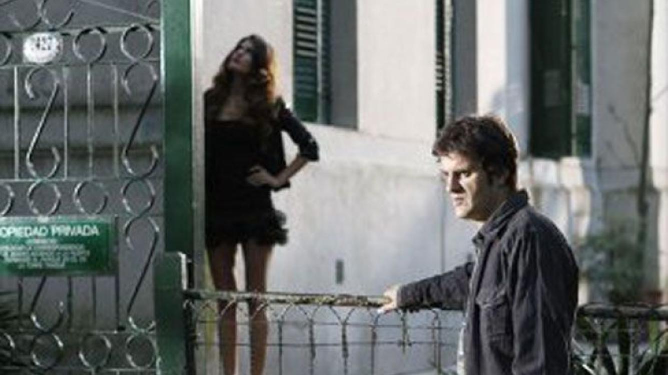 Isabel grabó el último videoclip de Ciro y Los Persas (Foto: Twitter).
