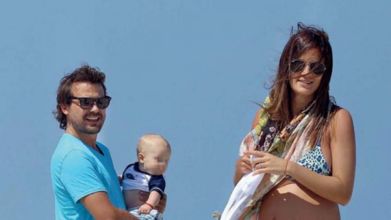 Paula Chaves y Pedro Alfonso, de vacaciones en Miami. (Foto: revista Gente)