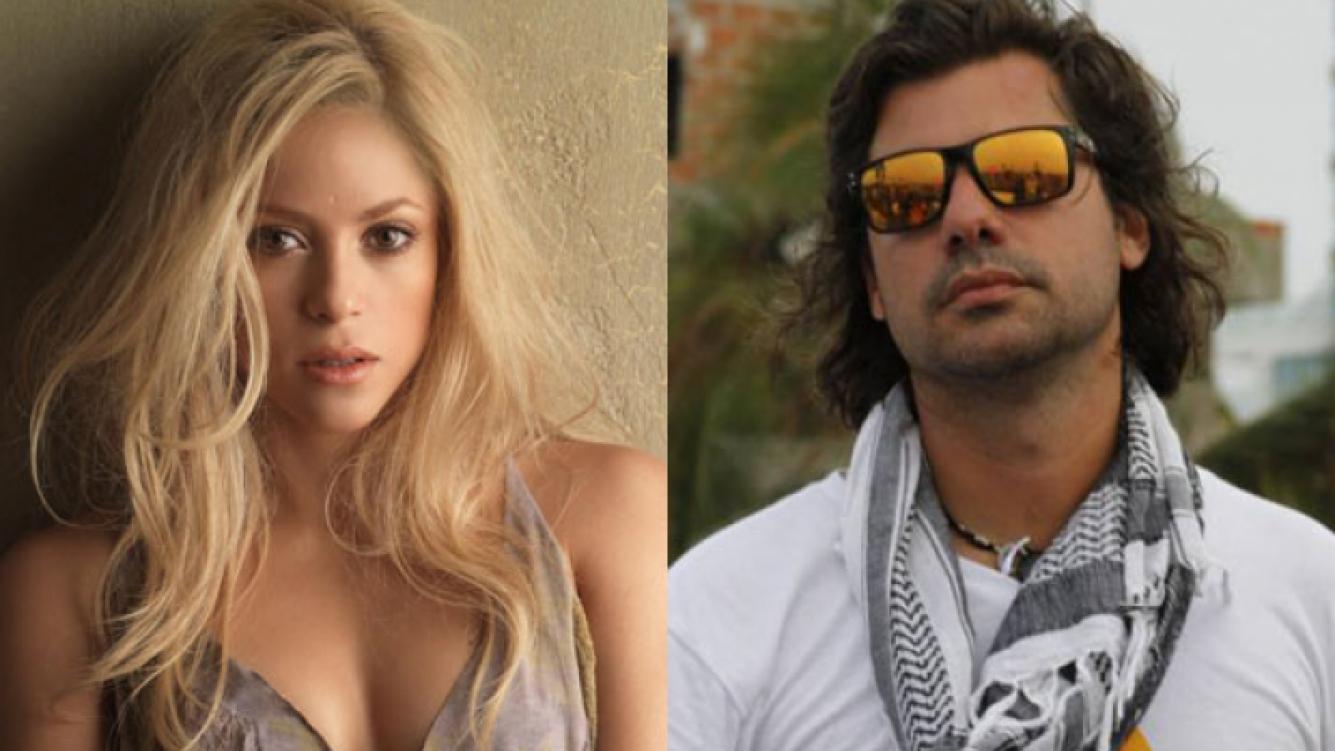 Shakira y Antonio de la Rúa, más enfrentados que nunca (Fotos: Web).