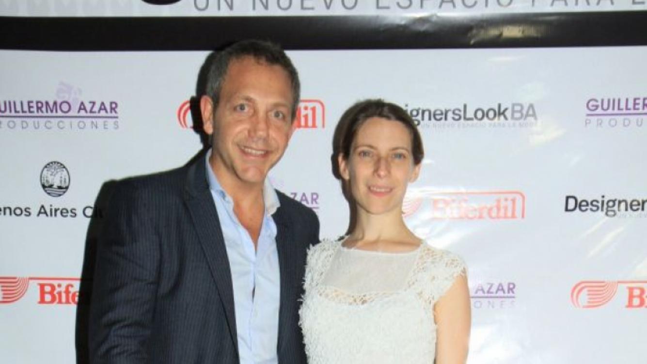 Las primeras fotos de Elena Roger embarazada. (Foto: Prensa Alejandro Veroutis)