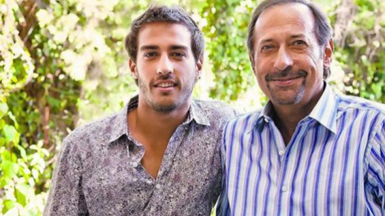 """Guillermo Francella y el debut de su hijo en cine: """"Estoy feliz"""". (Foto: Clarin.com)"""