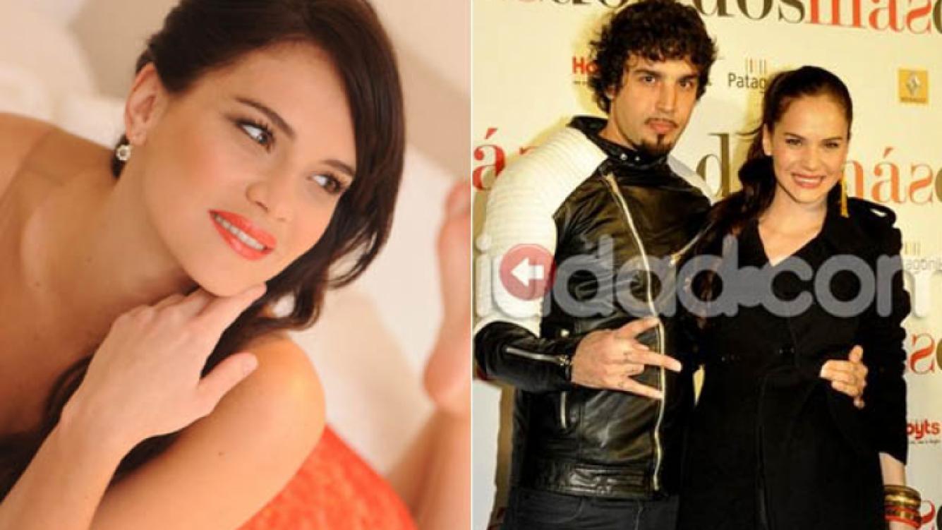 Izquierda: Luz Cipriota y Dante Spinetta (Foto: Jennifer Rubio - Ciudad.com)