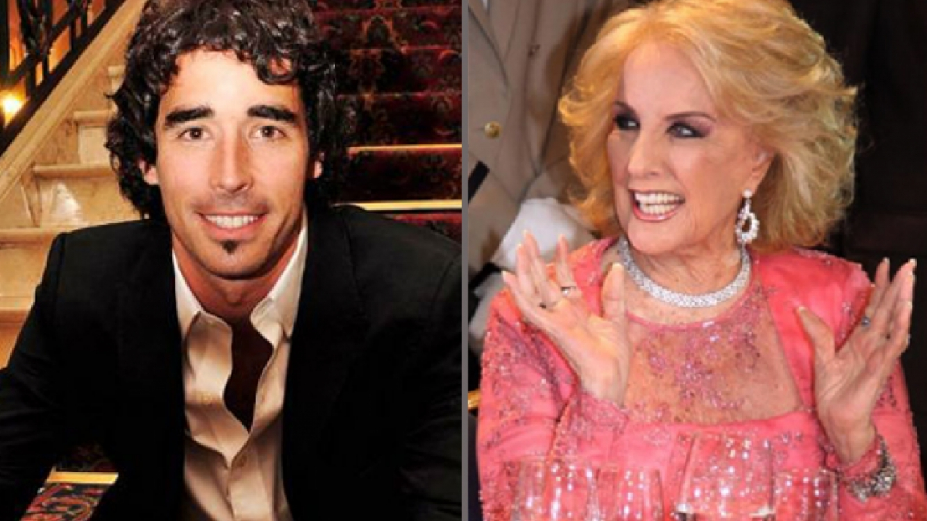 """Nacho Viale: """"Mi abuela vale 800 mil pesos o lo que ella quiera pedir""""."""