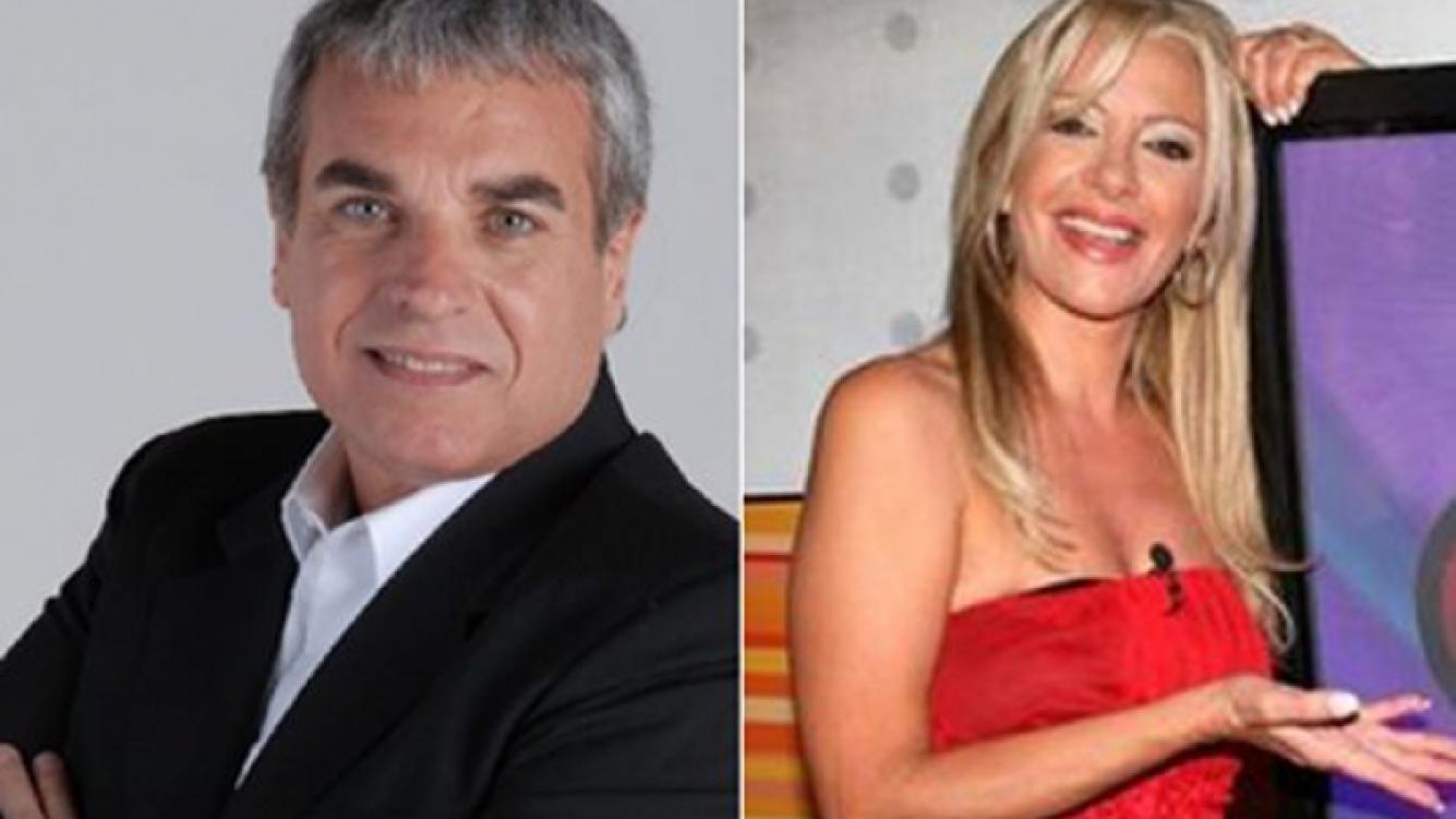 Susana Roccasalvo y Carlos Monti, juntos otra vez (Foto: Web).