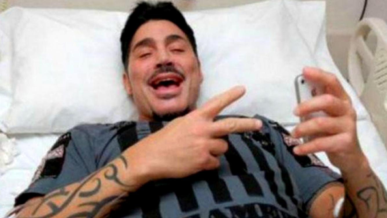 Ricardo Fort se recupera de sus operaciones (Foto: Web).