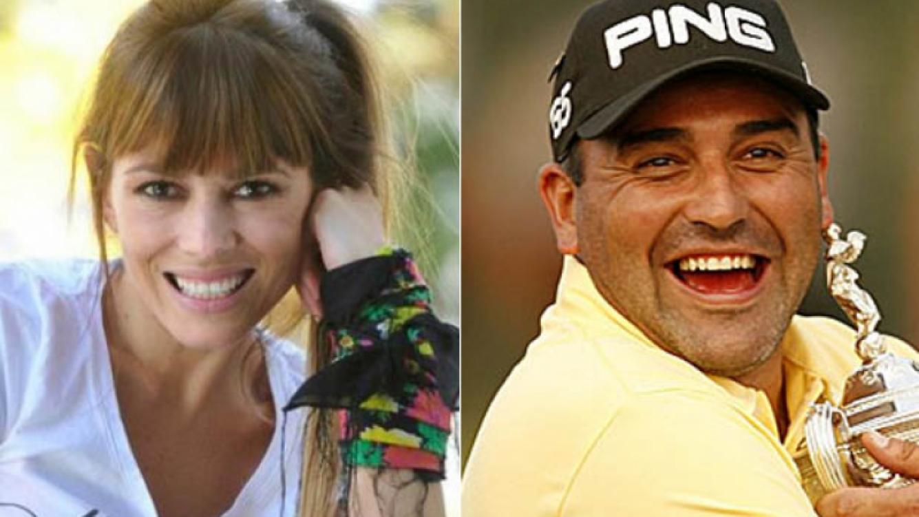 El Pato Cabrera y Coki Ramírez, enamorados. (Foto: archivo Web)