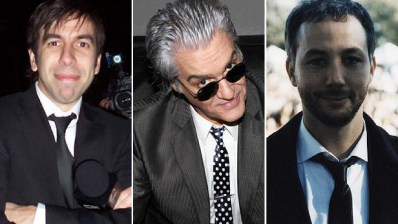 Clemente Cancela, Roberto Pettinato y Diego Iglesias, los CQC modelo 2013. (Fotos: Web)