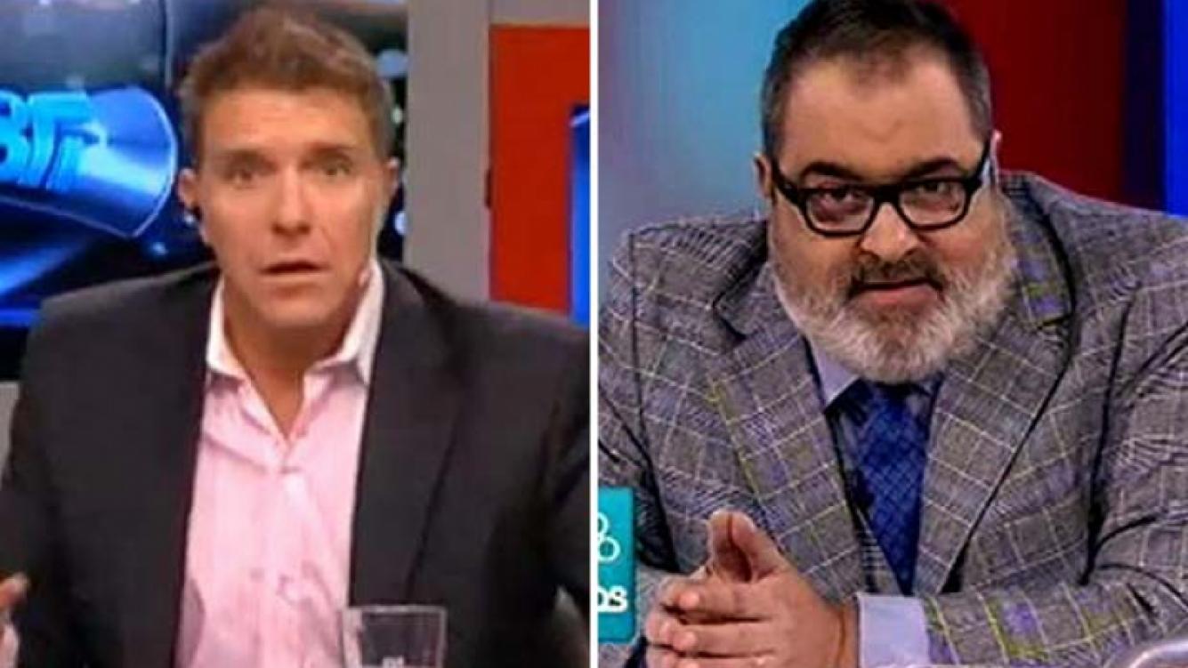 Alejandro Fantino, asombrado por el rating de Jorge Lanata. (Foto: Web)