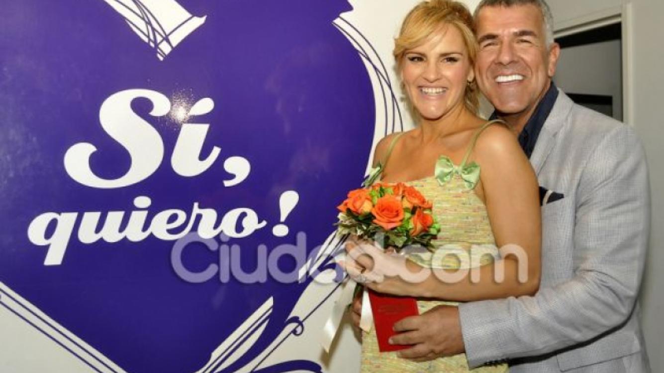 Dady Brieva y Mariela Anchipi fueron papás de Rosario. (Foto: Ciudad.com)