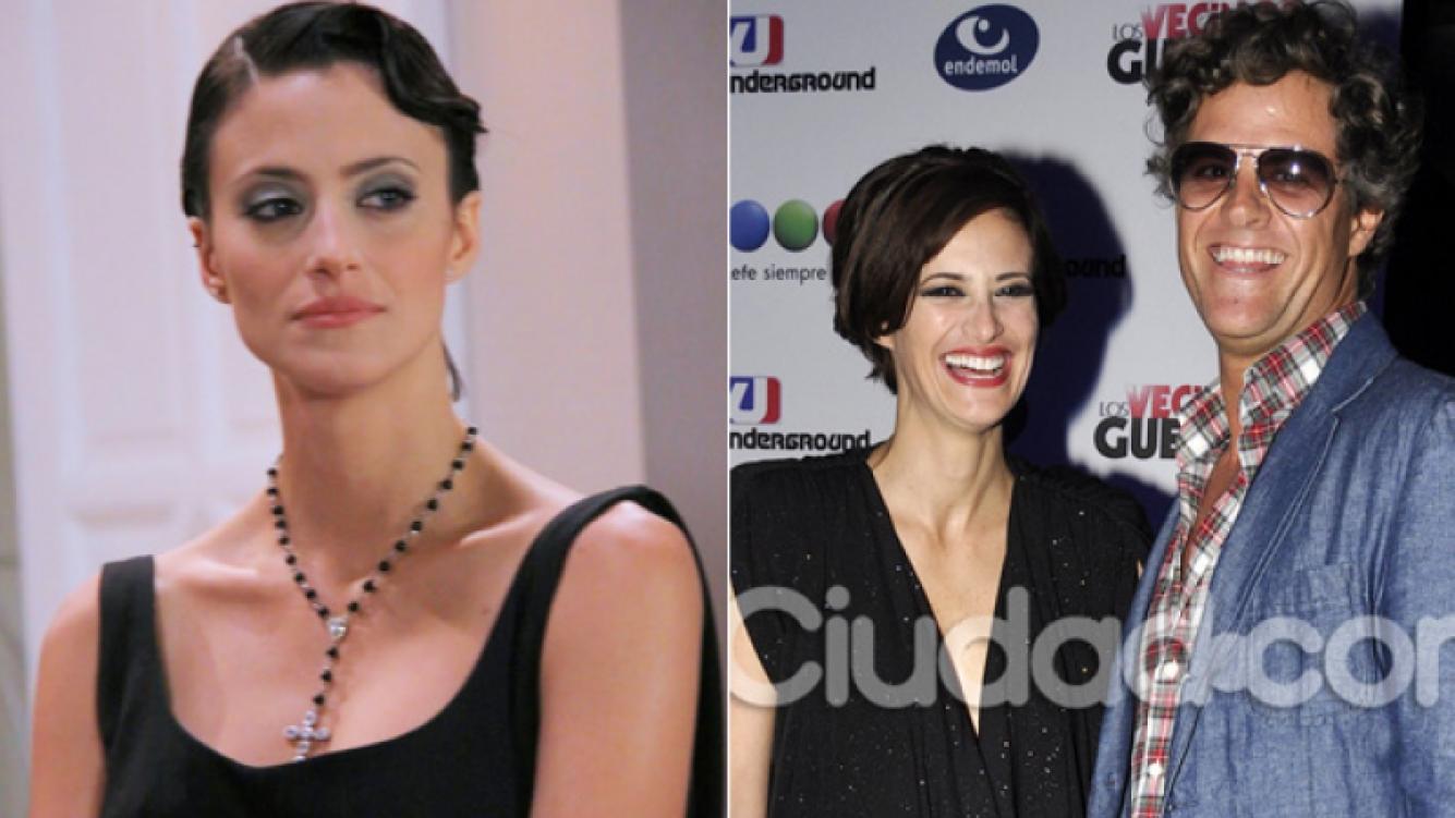 Mónica Antonópulos y Mike Amigorena, ¿romance en puerta? (Foto izq: archivo web - derecha: Ciudad.com)