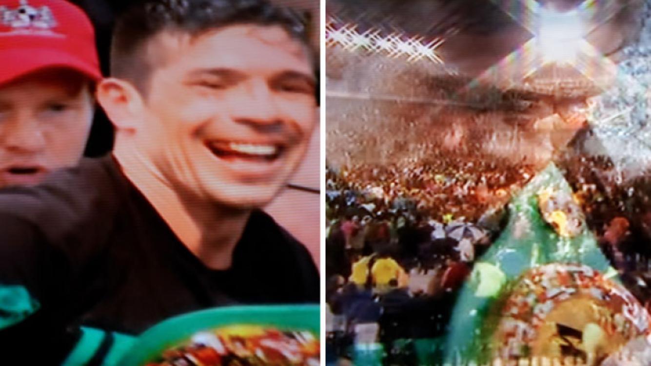 Maravilla se llevó la victoria frente a Murray: el furor de los famosos en Twitter. (Foto: Captura TV)