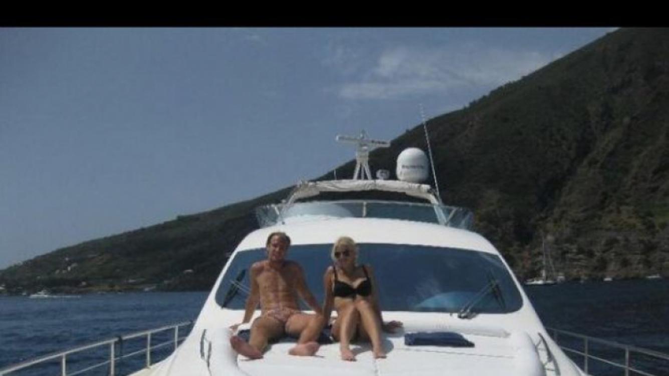 Las fotos del viaje a Italia que Wanda Nara publicó en Twitter.