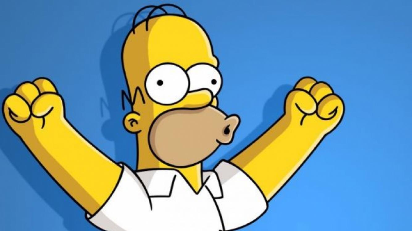 Homero Simpson es el personaje preferido de Los Simpson. (Foto: Web)