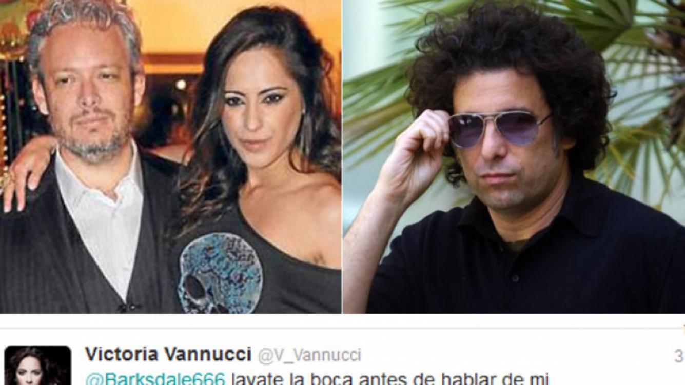 Victoria Vannucci respondió con furia a los escandalosos tweets de Calamaro. (Foto: archivo Web)