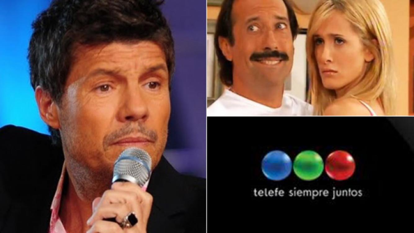 Los retuits de Marcelo Tinelli tras la carta documento de Telefe a Ideas del Sur. (Foto: archivo Web)