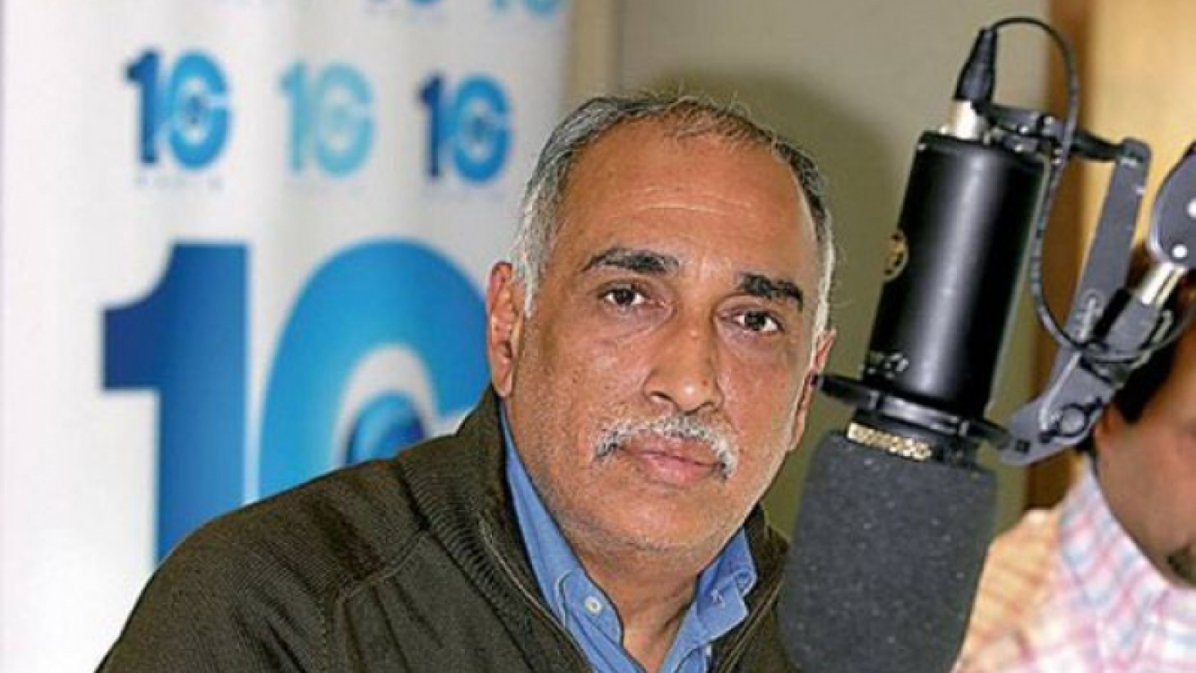 Oscar González Oro, ¿deja Radio 10?
