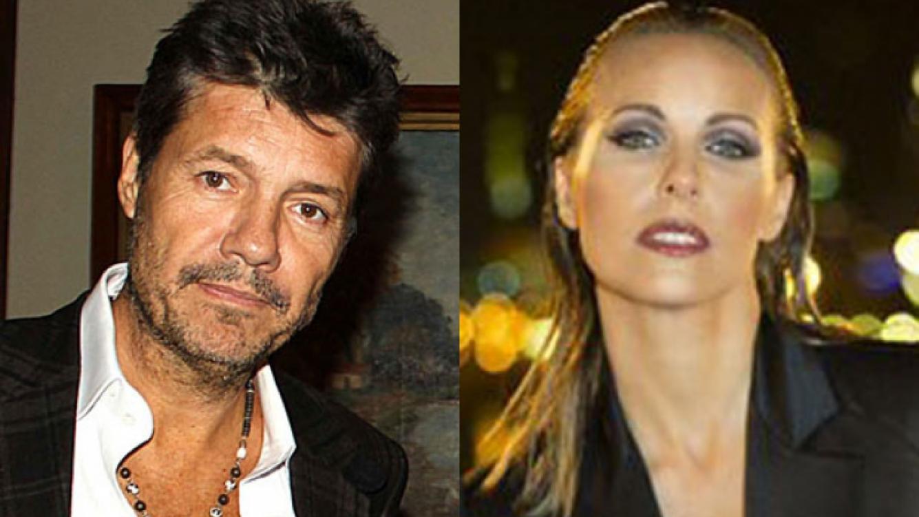 Marcelo Tinelli desmintió los rumores de enojo con Denise Dumas (Fotos: Web).