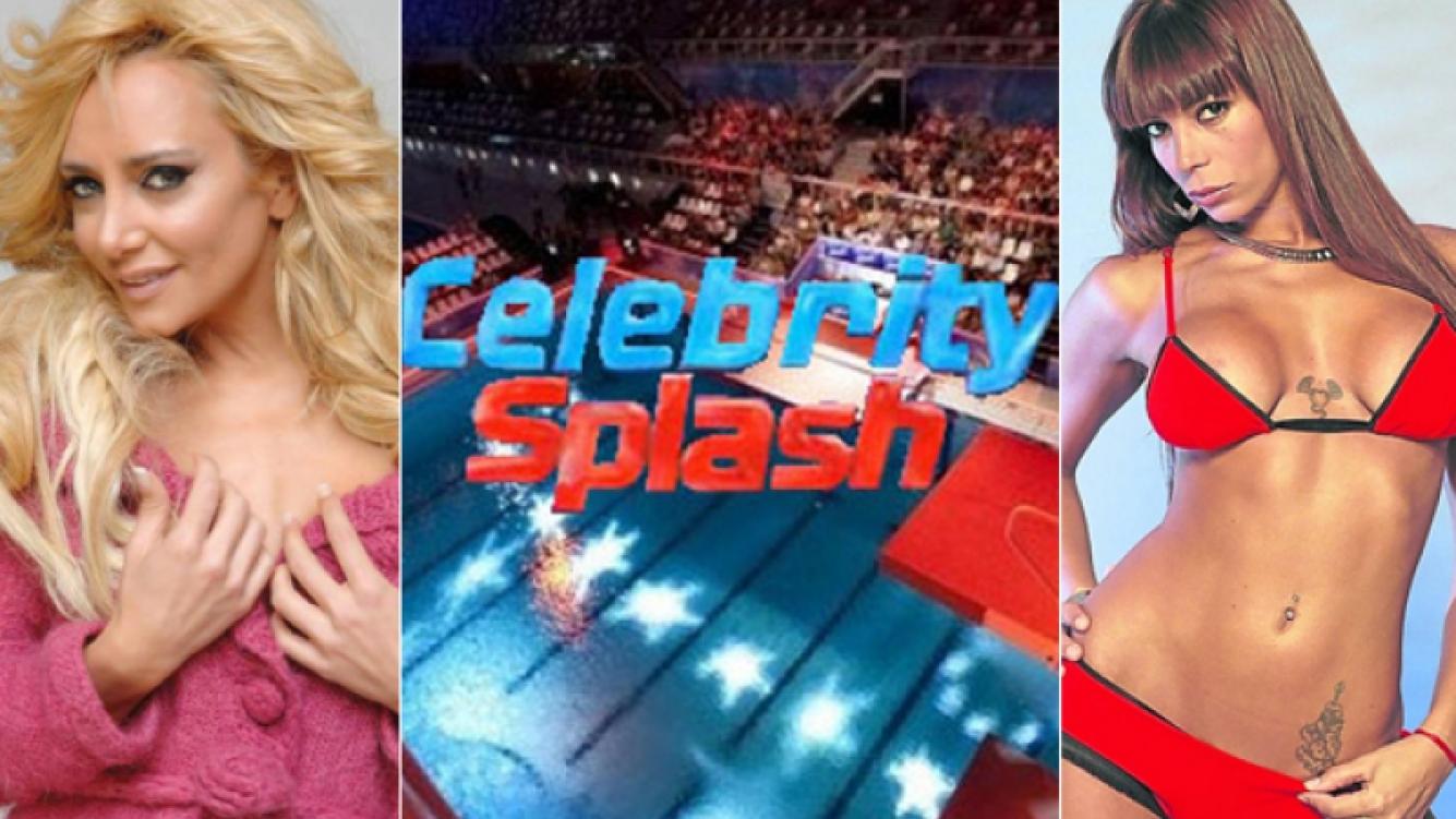 Ximena Capristo y Andrea Ghidone, accidentadas durante los entrenamientos de Celebrity Splash.
