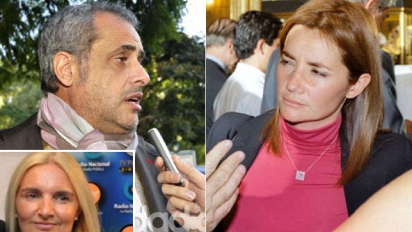 """Picante cruce entre Jorge Rial y Nancy Pazos en Twitter: """"No soy Silvia ni lo seré"""""""